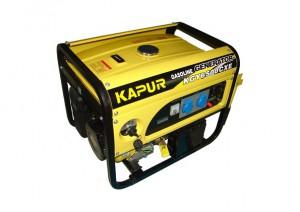Бензиновый электрогенератор KAPUR